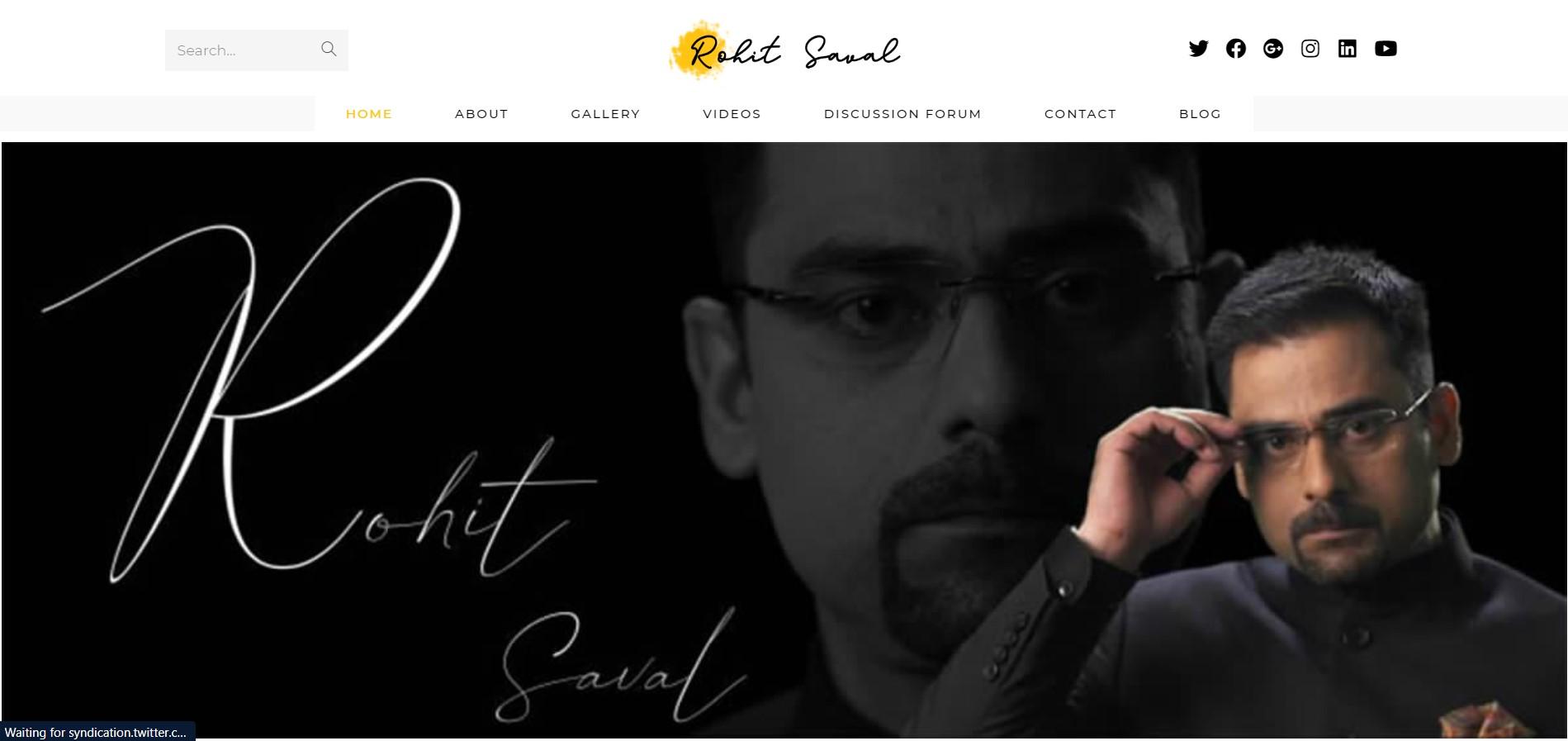 rohitsaval.com