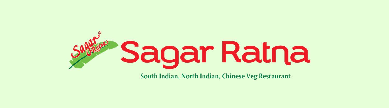 Sagar Ratna Extensive Branding