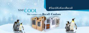 Recall Coolers Kota Extensive Branding
